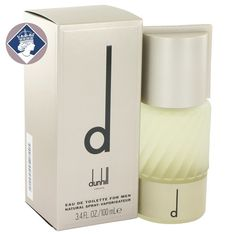 Alfred Dunhill D 100ml/3.4oz Eau De Toilette Spray EDT Cologne Fragrance for Men