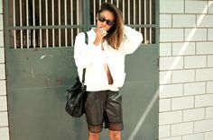 #black and #white, the perfect #simplistic combination #Socialblissstyle