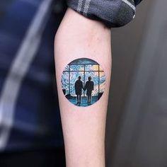 15 tatuaggi (che non avevi mai visto) ispirati a dipinti storici | Il blog di Paolo ruffini