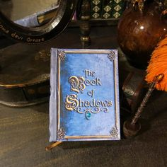 Book of Shadows Ancient Runes, Star Pictures, Book Of Shadows, Book Making, Fantasy World, Blue Fabric, Herbal Remedies, Wicca, The Book