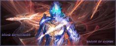 BRAHMAVA , a forum signature Commission piece Wizard101