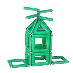 PowerClix Creativity 40-Piece Set Green $59.99  #TopSale
