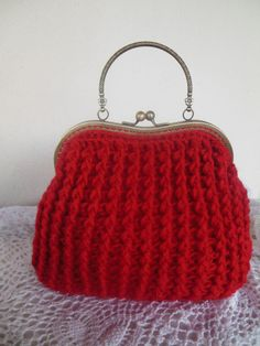 Crochet Wire Bags : ... Beaded Bags Beaded Bags, Beads And Wire and Learn How To Crochet