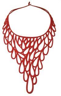 Marzio Fiorini laser-cut necklaces | Georgia Straight, Vancouver's News & Entertainment Weekly