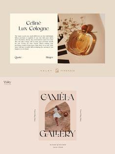 Modern Typeface, Serif Typeface, Stationery Design, Branding Design, Logo Design, Web Design, Layout Design, Clothing Branding, Thumbnail Design