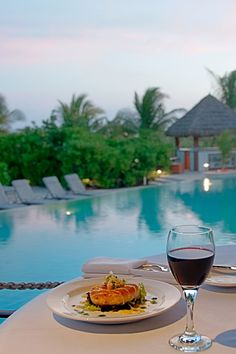 Dinner for two, Grand Isle Resort & Spa (The Bahamas)
