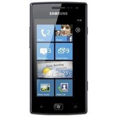 Smartphone Samsung Omnia W