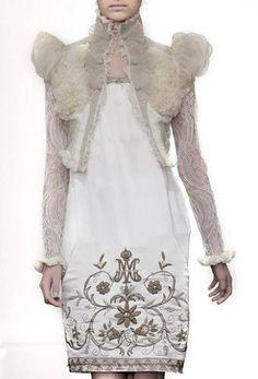 Balenciaga, spring.  Love it!