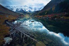 Altai region, Siberia, Russia