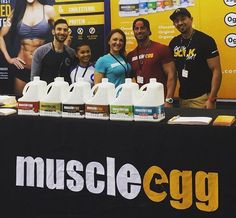 Come find Muscle Egg in a town near you! @muscleegg  This weekend we will be at:  NPC IRON VIKING  DULUTH MN SATURDAY 4th JUNE  NPC MILE HIGH  GOLDEN CO SATURDAY JUNE 4th  NPC SALT LAKE CITY CHAMPIONSHIPS  UTAH  SATURDAY JUNE 4th  OGDEN FITNESS EXPO  SATURDAY JUNE 4th  IFBB/ NPC NORTHERN CALIFORNIA CHAMPIONSHIPS  SATURDAY JUNE 4th  NPC IDAHO MUSCLE CLASSIC  BOISE STATE UNIVERSITY  SATURDAY JUNE 4th  NPC ATLANTIC STATES CHAMPIONSHIPS  SATURDAY JUNE 4th  TEANECK NJ  Make sure to stop by and…