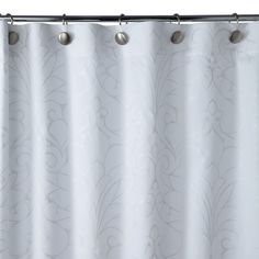 the peva #frosted #clear shower liner is just right for your