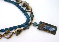 The Poseidon Necklace by InspiredTheory on Etsy