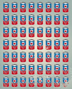 Warhol Spirit Mario Bros