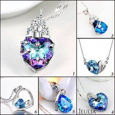 I love 1, you ? #jeulia #necklace #fashionjewelry