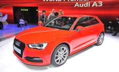 2013 Audi A3 is Ingolstadt's new baby