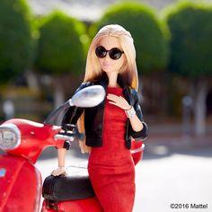 Weekend vibes.  #barbie #barbiestyle