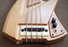 2013 Monsterbass Guitars Shorty Bass - ultra short scale