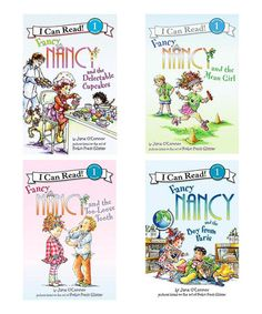 Look what I found on #zulily! Fancy Nancy Adventures Reader Paperback Set by Fancy Nancy #zulilyfinds