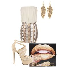 A fashion look from February 2015 featuring ALDO sandals. Browse and shop related looks.