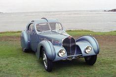 1936 Bugatti Type 57SC Atlantic (France)