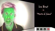 """Ivo Brut in """"Morto di fame. Video umoristico sul cibo.  www.avanzidicultura.com"""