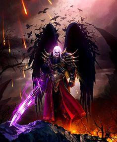 Dark Angel Art