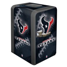 Use this Exclusive coupon code: PINFIVE to receive an additional 5% off the Houston Texans Portable Party Fridge at SportsFansPlus.com