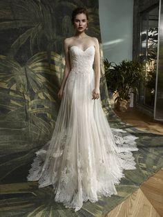 Blue by Enzoani Kodie – wedding gown Blue Wedding Dresses, Bridal Dresses, Wedding Gowns, Prom Dresses, Best Wedding Dresses 2017, Yellow Weddings, Allure Bridal, Dresses Elegant, Beautiful Dresses