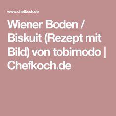 Wiener Boden / Biskuit (Rezept mit Bild) von tobimodo   Chefkoch.de