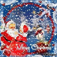 Merry Christmas Message, Merry Christmas Gif, Merry Christmas Pictures, Christmas Post, Christmas Scenes, Vintage Christmas Cards, Christmas Messages, Christmas Wishes, Christmas Greetings