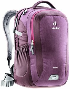 "Deuter GIGA Rucksack School & Daypack 15,6"" blackberry dresscode"