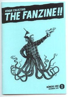 u-vula:    The Fanzine nº1 by fanzinepaper on Flickr.