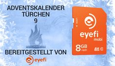 5x Eyefi 8GB SD-Karte Mobi Gewinnspiel
