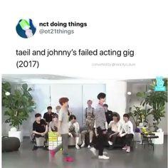 Taeyong, Jaehyun, Nct Dream Renjun, Nct 127 Mark, Nct 127 Johnny, Nct Life, Nct Doyoung, Funny Kpop Memes, Kpop Guys