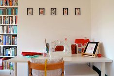 Tilly and the Buttons: Open Call: Show Us Your Sewing Space!