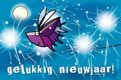 """Gratis e-card: """"Gelukkig+nieuwjaar!"""""""