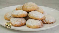 Νηστίσιμα και μυρωδάτα μπισκότα λεμονιού! Θα μοσχοβολήσει η κουζίνα! Sweet Life, Hamburger, Gluten Free, Bread, Cookies, Food, Glutenfree, Crack Crackers, Dolce Vita