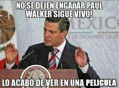 Mira esta galería con los mejores memes de Peña Nieto