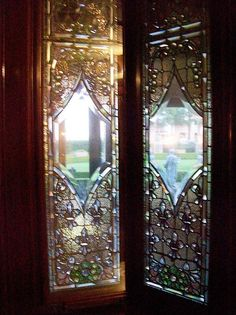 1000 Images About Beveled Stain Glass Shower Doors On