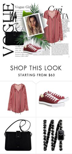 """Untitled"" by miss-fairytale on Polyvore featuring Whiteley, Hellessy, Converse, Chanel, Nika and casualoutfit"