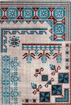 Gallery.ru / Фото #38 - старинные орнаменты II - nadeida