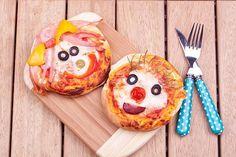 Dengeli bir beslenme çantası için öneri: Mini Pizza