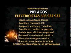 Electricistas PIÉLAGOS 603 932 932 Baratos
