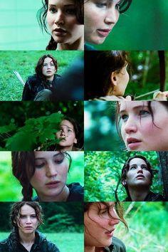 Hunger Games / Katniss Everdeen