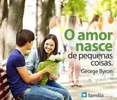 Familia.com.br   Como #ensinar sobre o #amor aos #adolescentes. #Parentalidade #Filhosadolescentes