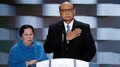 An open letter to Mr Khan, father of fallen soldier, who went on to speak on DNC Nat'l Convention ---No matter what you think of specific candidates, this letter is pretty on point and a very good read for anyone who plans to vote this Nov. It is important to actually BE INFORMED about what is going on before voting, instead of mindlessly voting the way you always have.