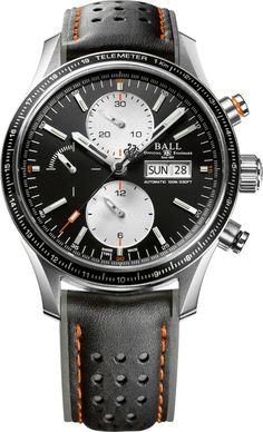 Ball Fireman Storm Chaser Pro Watch