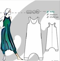 773 likes, 6 comments – Stichmuster und Bosse ( … - embroidery Pdf Sewing Patterns, Clothing Patterns, Dress Patterns, Harem Pants Pattern, Jumpsuit Pattern, Sewing Hacks, Sewing Crafts, Sewing Projects, Sewing Clothes