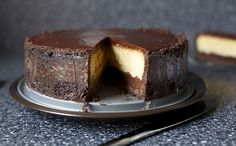 The One, The Only: Chocolate Peanut Butter Cheesecake