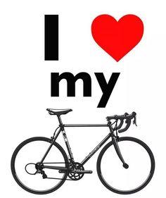 yo amo mi bici y tu?